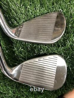 Adams Left Handed TL 1012 Set Irons 3 Wood Putter No 9 Iron