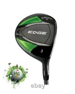 CALLAWAY 2018 EDGE 10-PIECE SET Driver, Wood, Hybrid, Irons, Putter LEFT HANDED