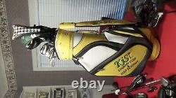 Callaway Alpha Complete Golf Set Irons Woods New Kist Bag Men Right Handed