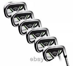 Callaway Edge 10-Piece Golf Club Set Right Handed Regular, NEW SHIP FROM STORE