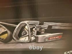 Callaway Edge GOLD EDITION 10 Piece Golf Set Right hand. Parcel force 48hr