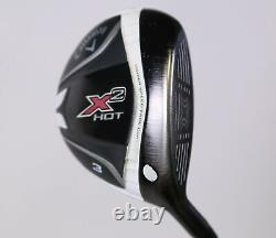 Callaway X2 Hot 3 Wood 15 Right Handed 42.5 in Graphite Shaft Ladies Flex