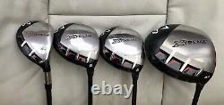 Callaway Xtreme Golf Set. Woods, Hybrid, Irons + Free Putter. 12 Clubs. R. Handed