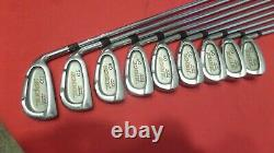 Founders Club JUDGE Complete Golf Set Irons Woods Wedges Bag Men Right Handed