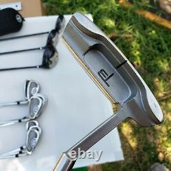 John Letters T3 Trilogy Plus Full Set Golf Clubs Irons Woods Putter Right Hand