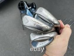 LADIES ADAMS IDEA a70s WOODS IRONS SW PUTTER Right Handed
