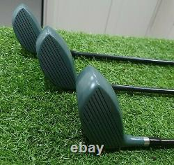 Mizuno MX 20 T-Zoid 3-PW Irons / 1, 3 & 5 Wood Driver Clubs / Right Handed