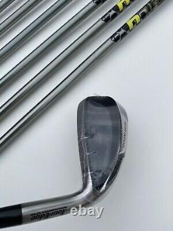 NEW Tour Edge HL4 Iron Wood Set 4-PW Regular Flex Right Hand with Headcovers