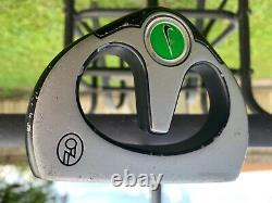 Nike Sumo complete left handed set of clubs. All woods, irons, wedges, putter, bag