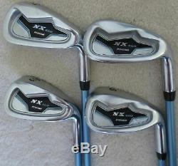 Petite Ladies Right Handed Golf Set Driver Wood Hybrid Combo Irons Putter & Bag