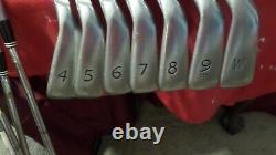 Ping G5 Complete Golf Set Irons Woods Hybrids New Bag Stiff Men Right Handed