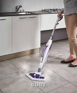Polti Vaporetto Sv 440 Double Broom With Steam, Alone Unlimited Cleaner 1500W
