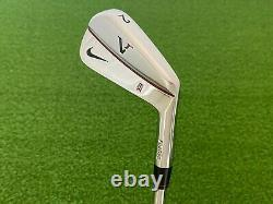 RARE Nike Golf VR TW FORGED (2) IRON Right Handed Steel S400 STIFF Tiger Woods