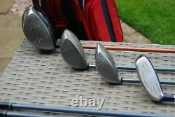 Smart LADIES CALLAWAY Woods Cobra Irons Graphite Golf Clubs SET Right-Handed