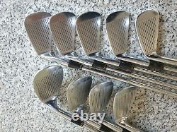 Superb Mizuno Xr3 Iron Set, 3 Sw, Plus Woods, Right Handed, Extremely Rare