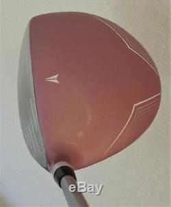 Tall Ladies Golf Set Right Handed Driver Wood Hybrid Irons Putter Bag Custom Fit