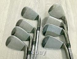 TaylorMade Burner 2.0 Irons Mens Reg N. S. Pro Steel 5-PW + A Wedge LEFT HANDED