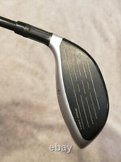 Taylormade Golf clubs M6 3wood, 4h, 5h, 6-pw, Burner wedge, right hand clubs
