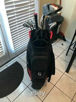 Taylormade M6 Full Set Golf Irons & Wood & Driver Right Handed
