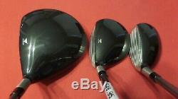 Titleist Ap1 NICKEL 909 Complete Golf Set Irons Woods Wedges Men Right Handed