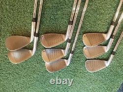 US Kids Golf Tour Series, Woods & Irons Set & Bag, 57, 12 Right Handed Clubs