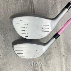 Wilson HOPE Pink golf Set Driver, 3 wood, 5-9 iron Ladies Set right handed