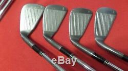 Wilson Ultra Tour RX Complete Gold Set Irons Woods Wedges Bag Men Right Handed